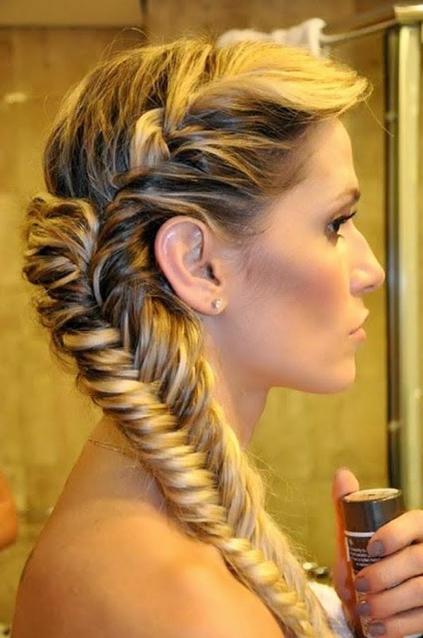 волосы прически фото косы