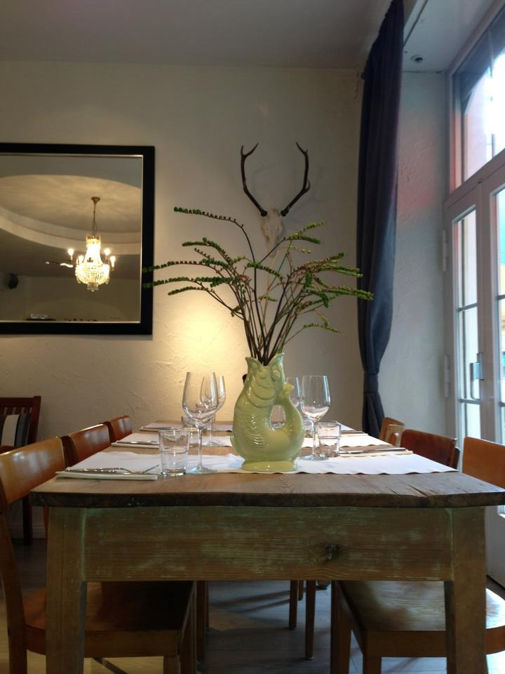 Restaurant Fräulein Fiona, Berlin-Charlottenburg