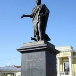 памятник Александру I Таганрог