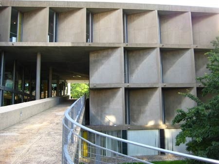 Национальный музей Искусства , Токио. 1957-1959