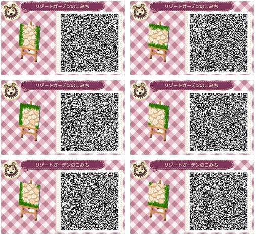 Some Stuff About Animal Crossing New Leaf Qr Codes Boden Rosa