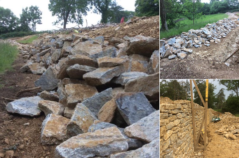 stone for building houses