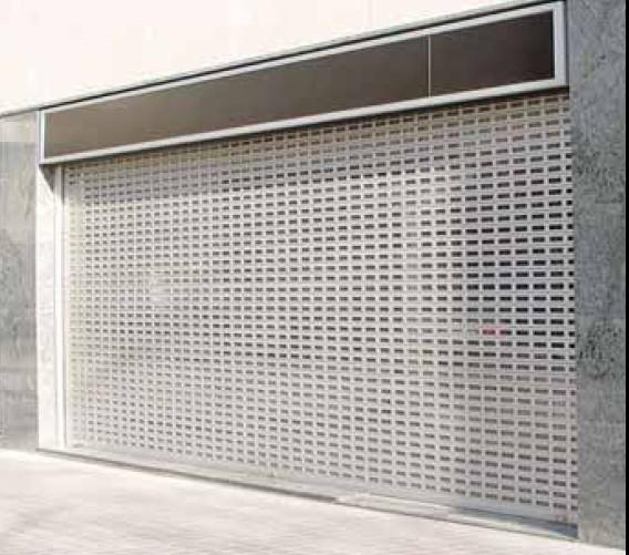 Puertas seguridad locales comerciales