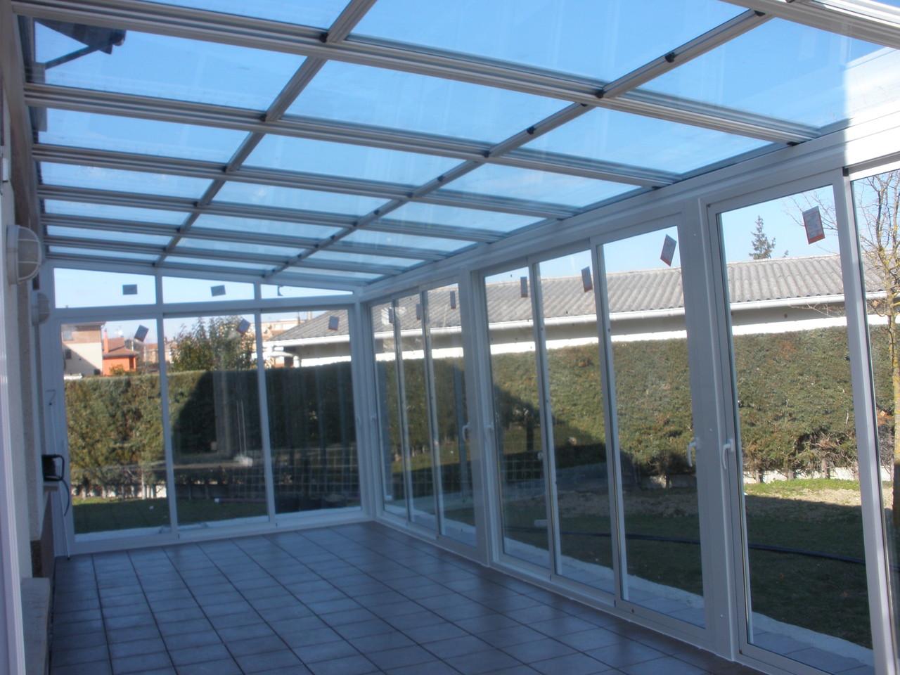 techos móviles cristal Gipuzkoa