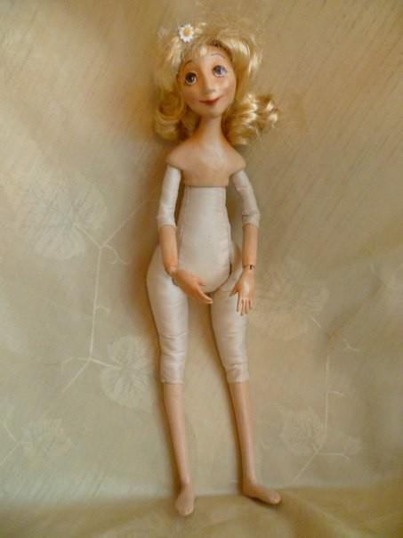 Своими руками тело куклы