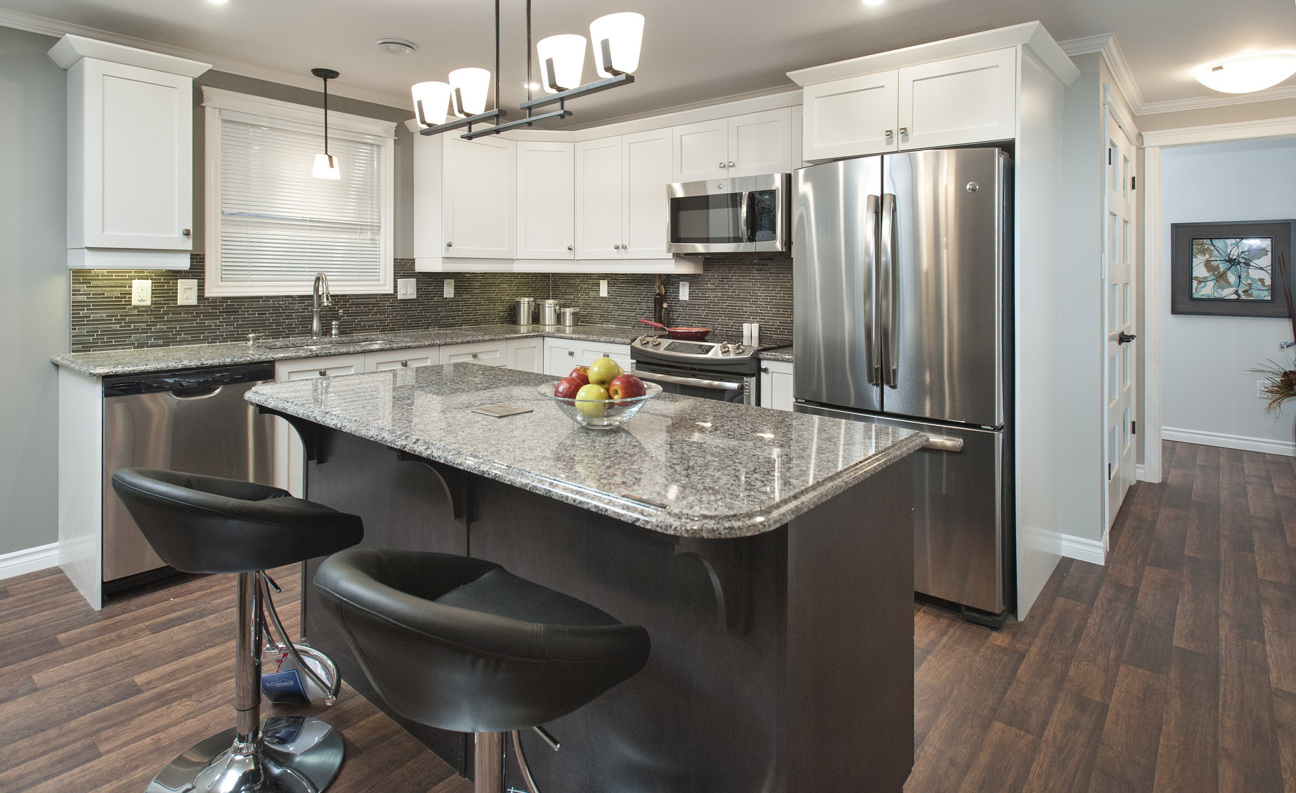 Choose the finishes you want in your new home