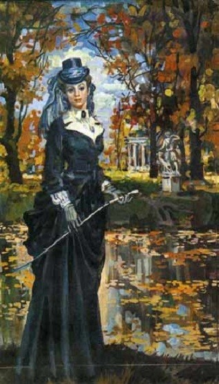 Юлия вревская - биография и семья
