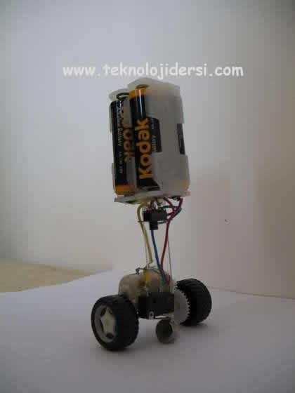 Как создать робота в домашних условиях своими руками