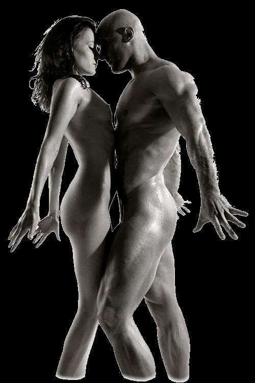 Обнаженные Жен И Мужчины
