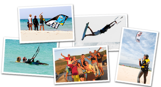 Kitesurf Courses and Life with Free your Mind