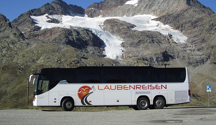 Komfortabler Reisebus