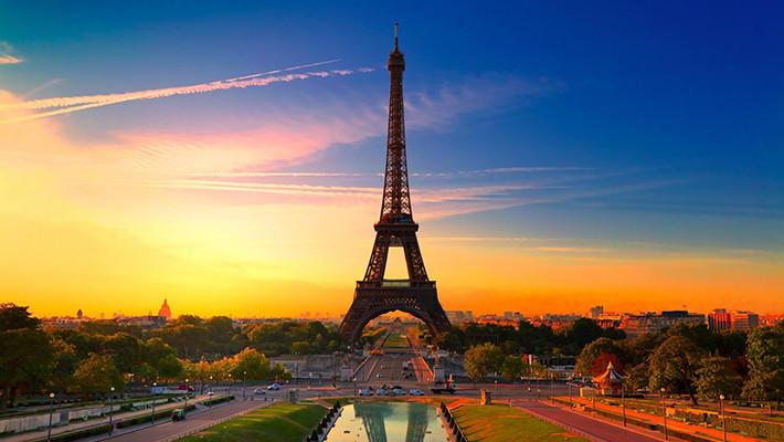 Paris-Reise
