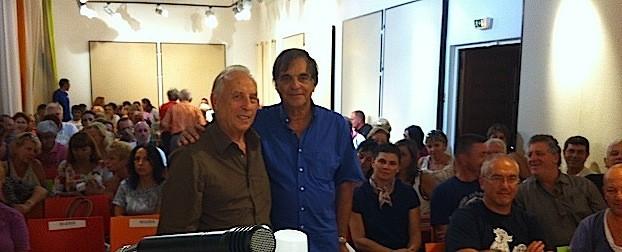 Henry Savary et Marcel Rufo : Un bon camp des vendanges