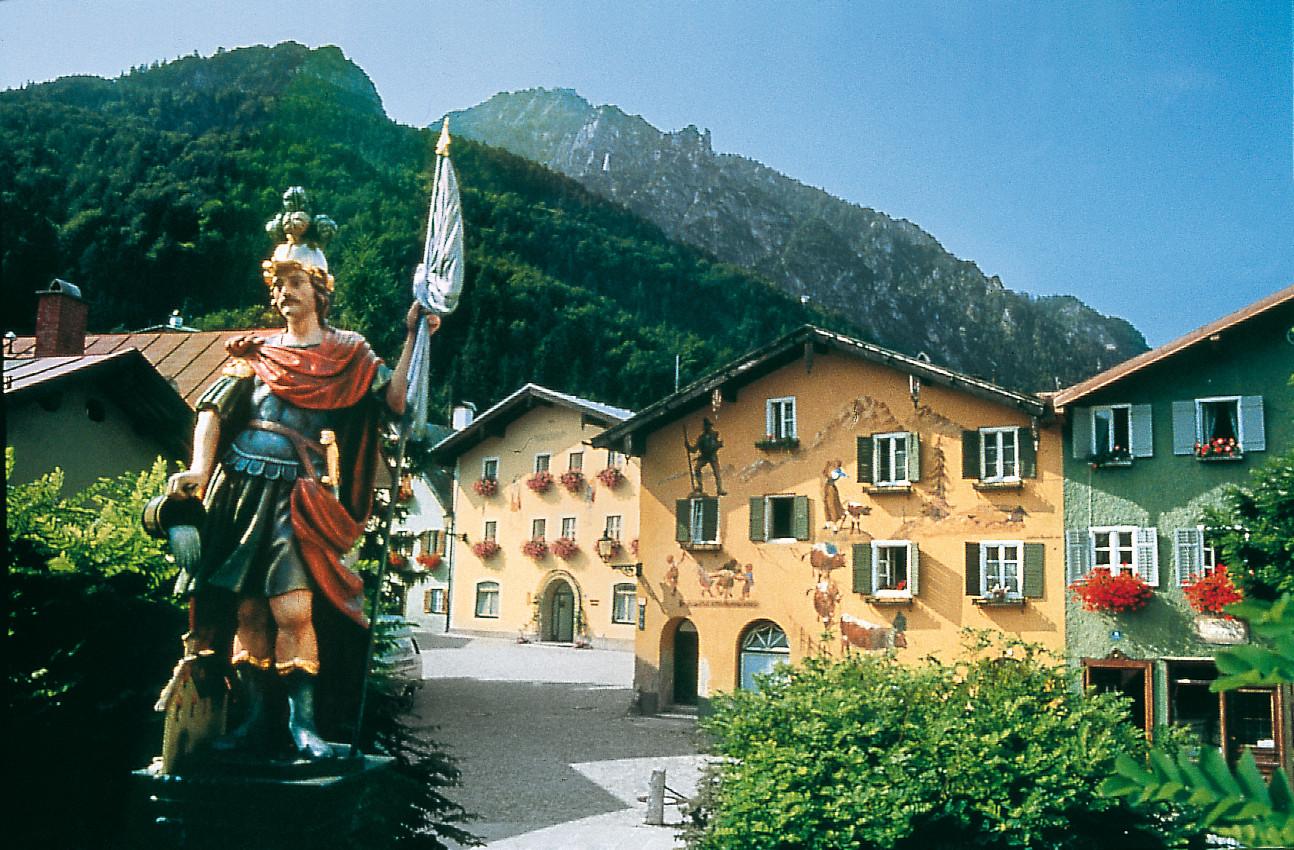 Esszimmer Berchtesgaden