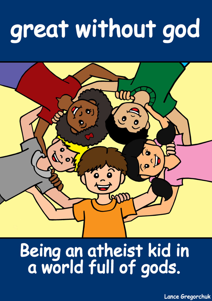 How to Be an Atheist Parent
