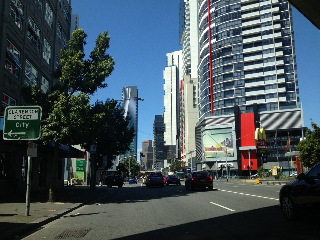 Nice city .... — at Melbourne Australia.
