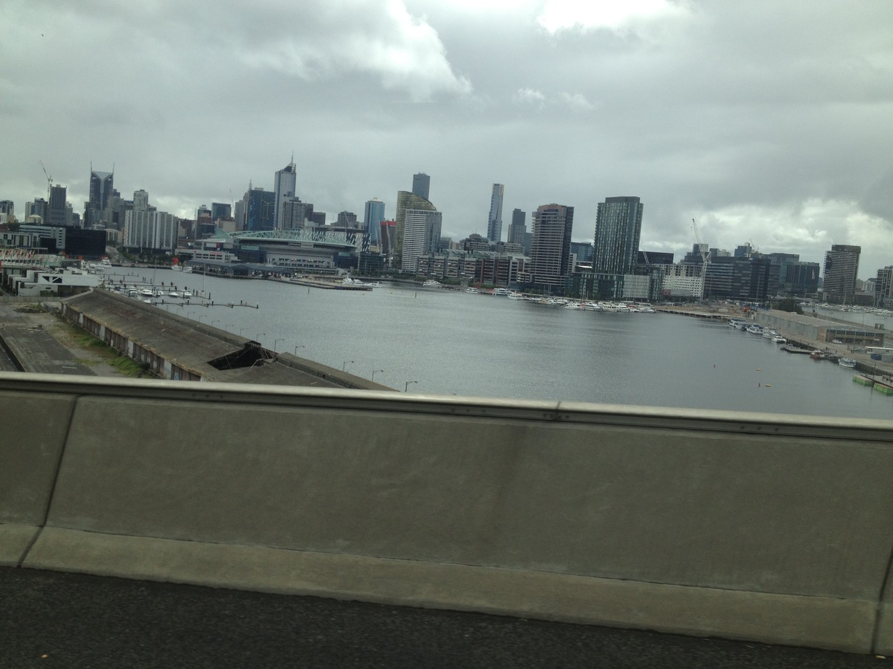 Arrival in Melbourne .... 26 hours later! — at Melbourne Australia.