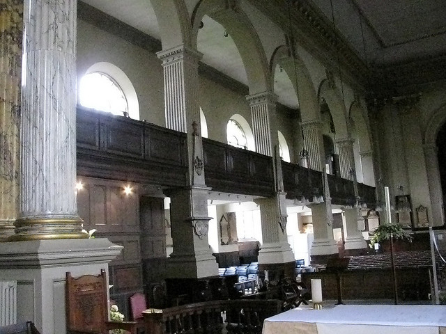 St philips gallery birmingham churches from a to y for Interior exterior birmingham al