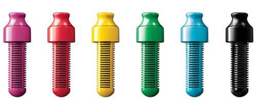 bobble bottiglie di acqua filtrata