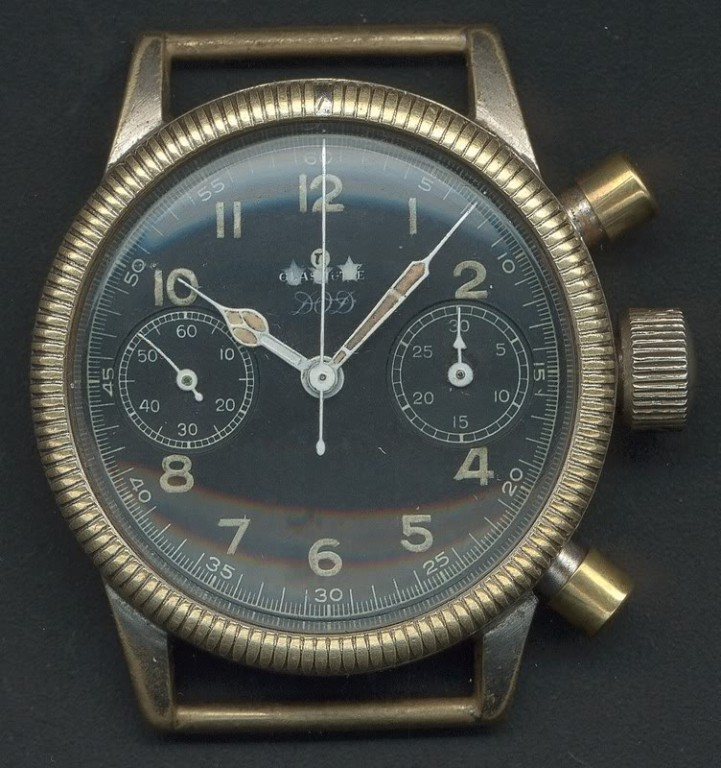 Tutima Fliegerchronograph Urofa Kaliber 59