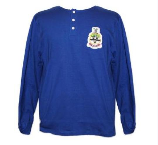 Blackburn Rovers; Blackburn Rovers shirt 1928