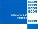 Directorio por colonias
