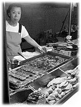 Picture of Korean street food