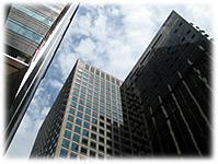 Picture of Korean buildings and constructions - Bild von koreanischen Hochhäusern