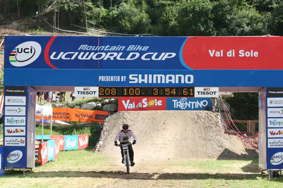 UCI World Cup 2011 Val Di Sole