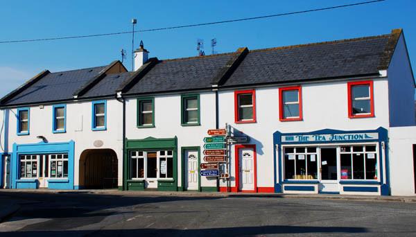 Ballyvaughan T Junction