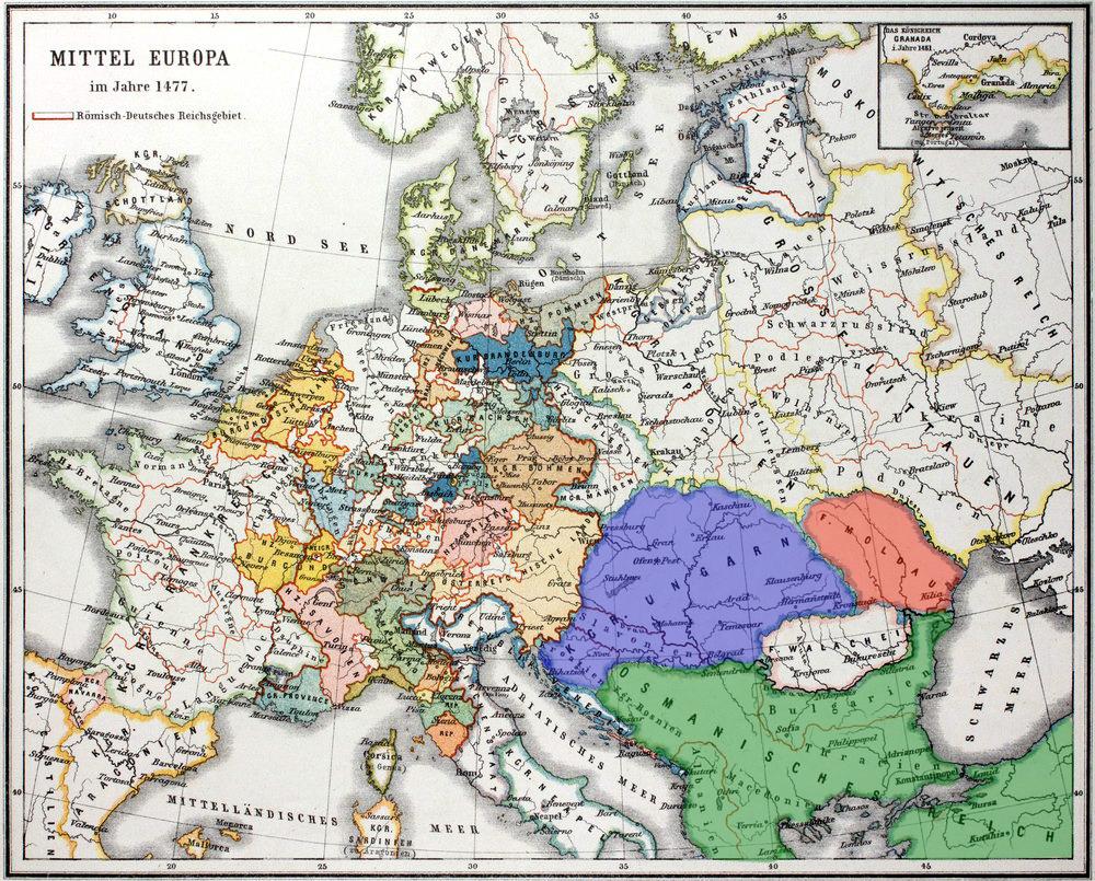 В каком веке появилась украина