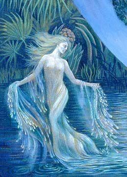 Mandala Lady Lake