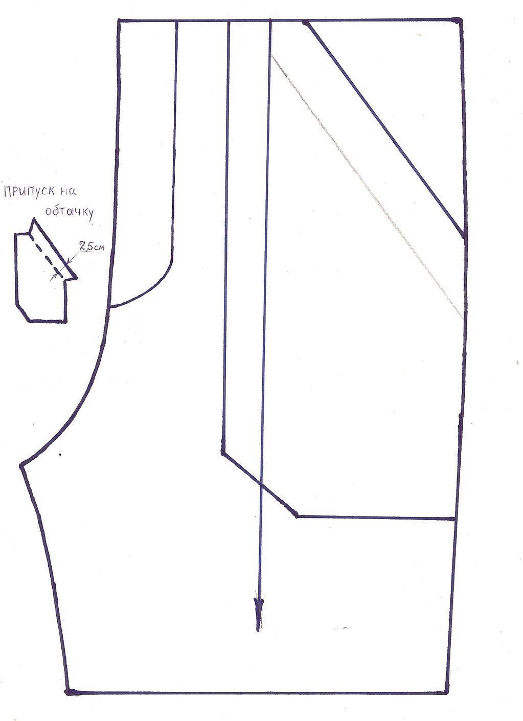 Как сшить модные шорты своими руками выкройки для начинающих