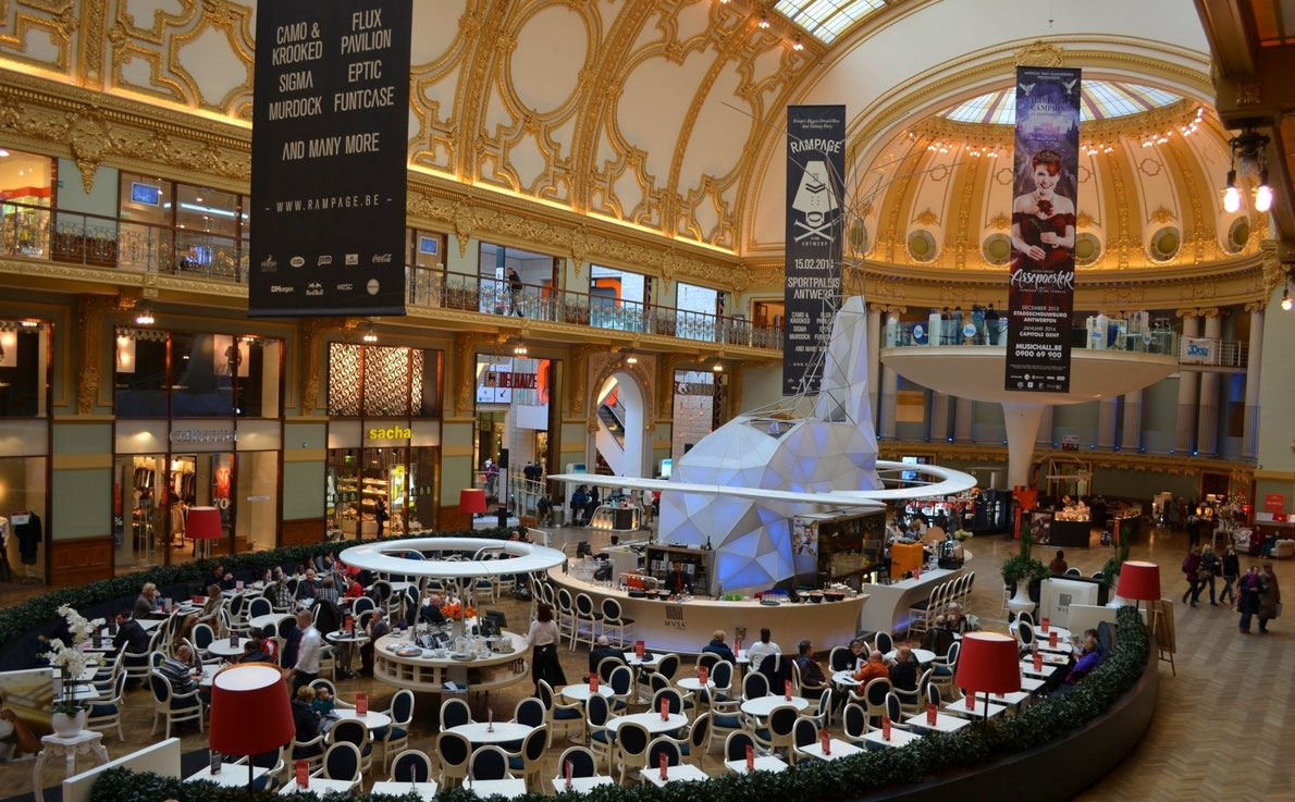 Best shopping centers in Europe Europes Best Destinations