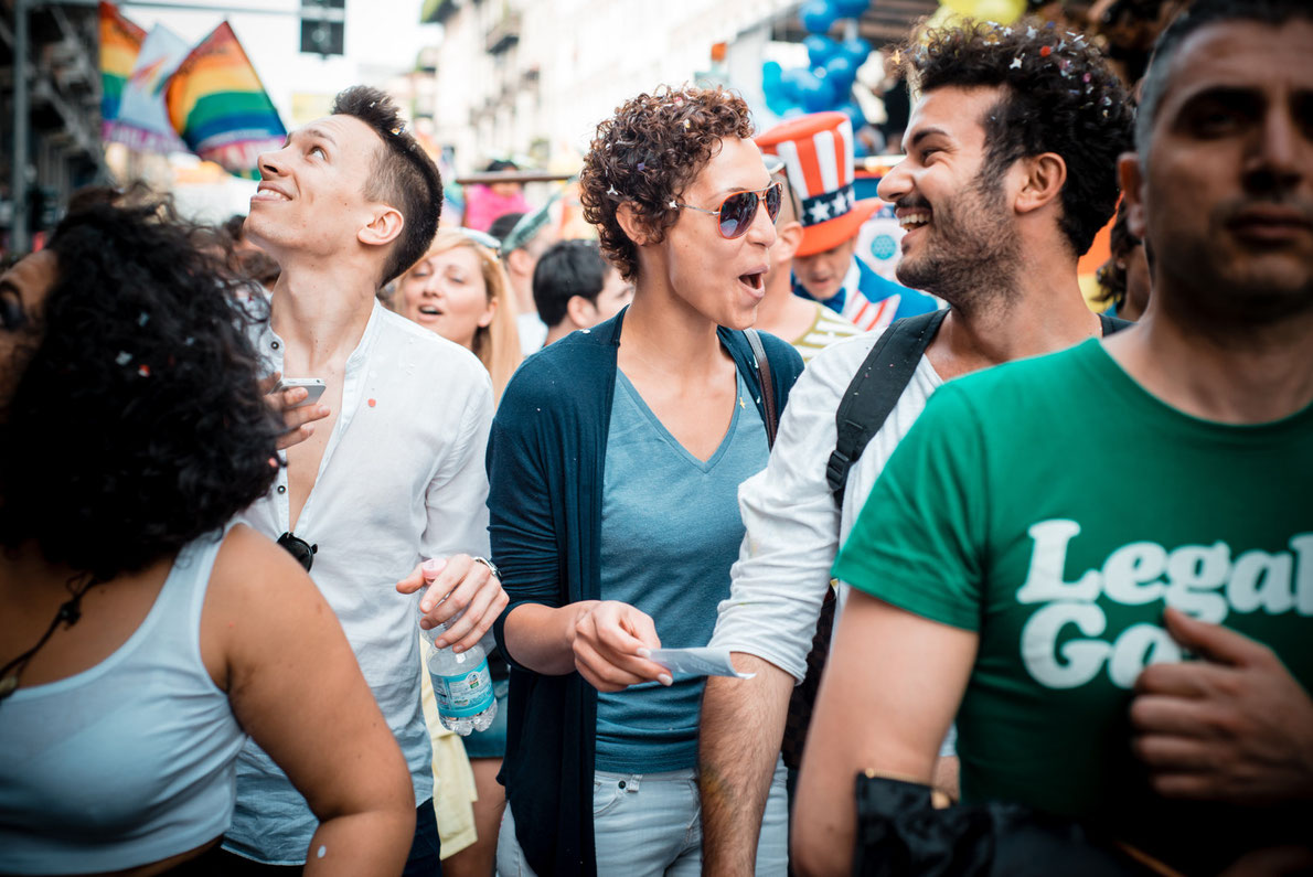 Bekannt Best gay pride celebrations in Europe - Europe's Best Destinations DI03