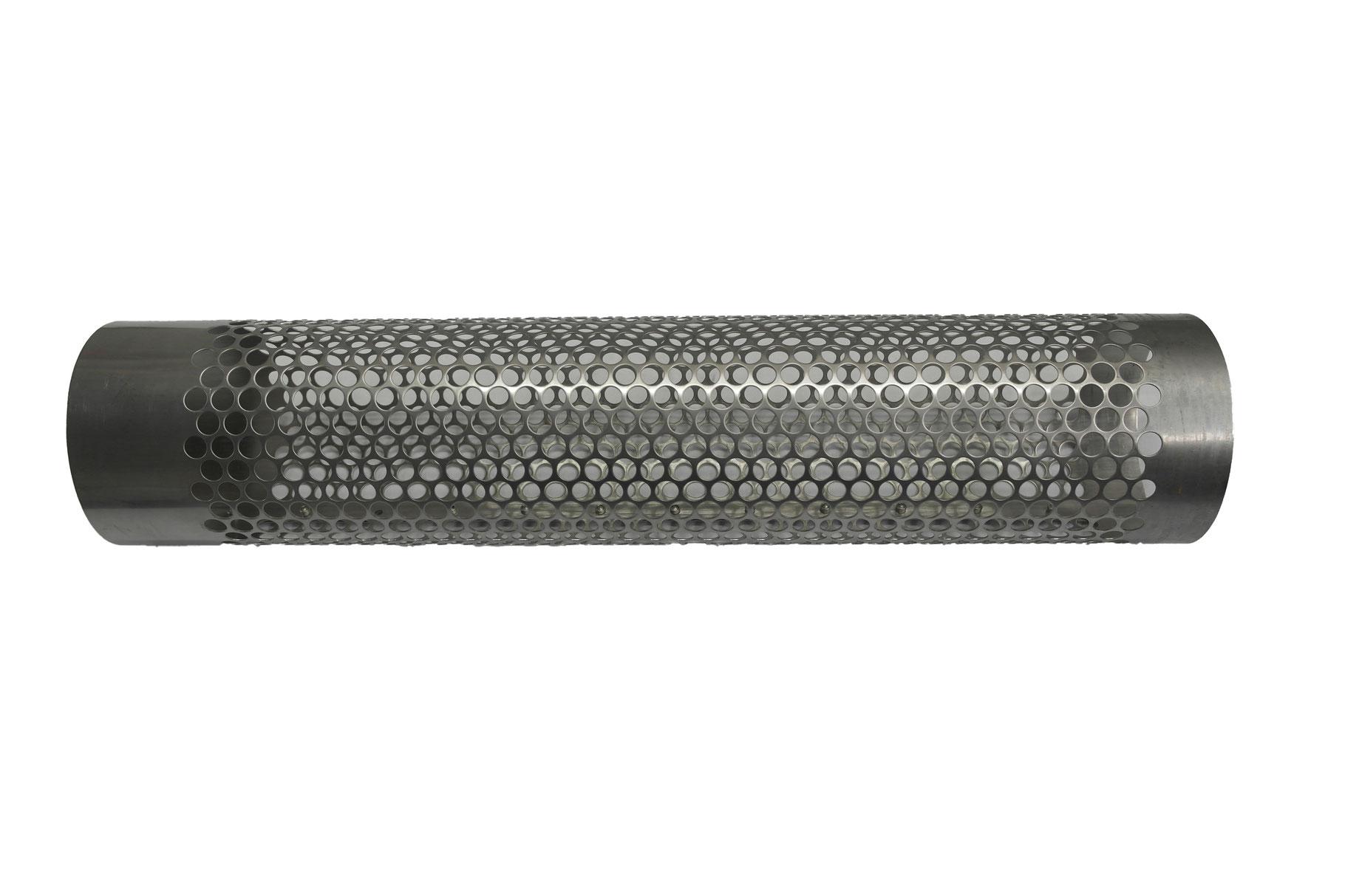 siebrohr f r 110er kg rohr dn 100 filter und filterzubeh r f r ihren teich. Black Bedroom Furniture Sets. Home Design Ideas
