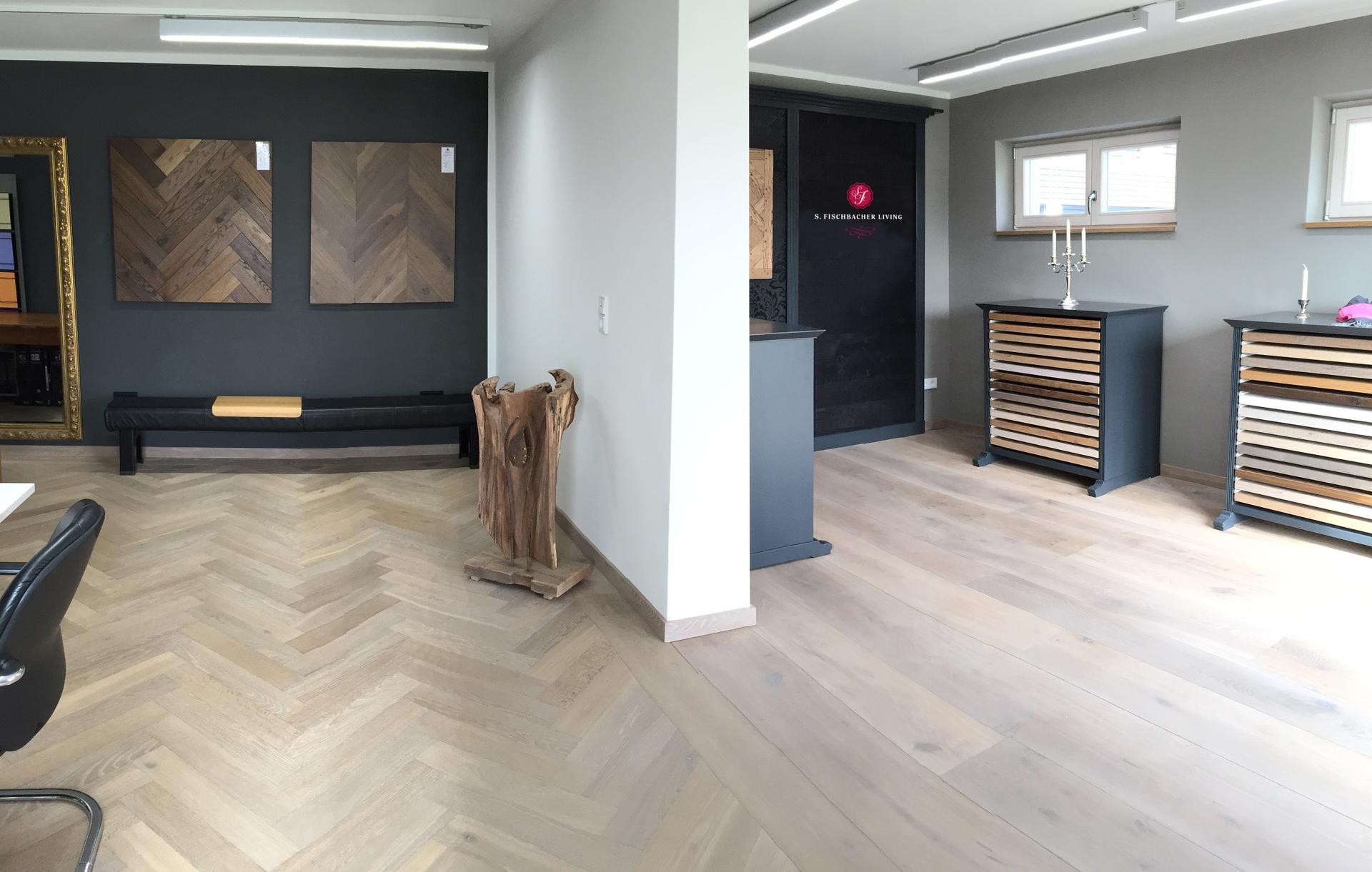 Super Parkett Rosenheim - S. Fischbacher Living - Exklusives Parkett RM54