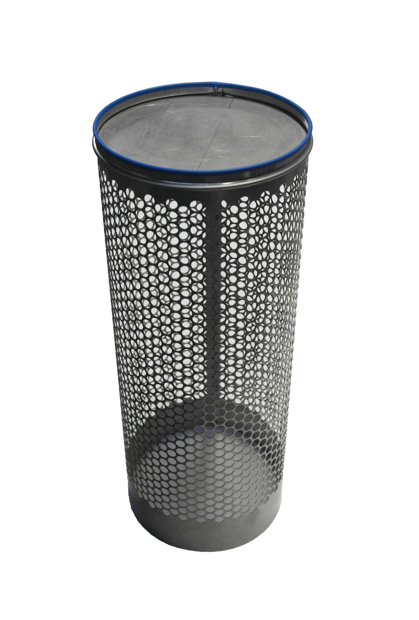 siebrohr f r 200er kg rohr dn 200 einseitig verschlossen filter und filterzubeh r f r ihren. Black Bedroom Furniture Sets. Home Design Ideas