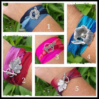 Très Vous trouverez sur cette page des bracelets composés de ruban de  OI46