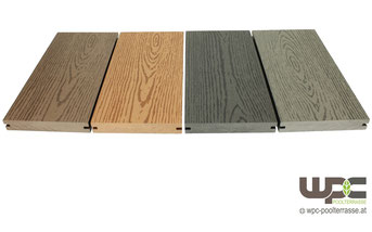 wpc poolterrasse bambus bpc dielen farben wpc. Black Bedroom Furniture Sets. Home Design Ideas
