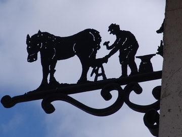 Extrêmement ENSEIGNES EN PAYS DE SOMME - Richesses en Somme - Petit patrimoine  GQ78