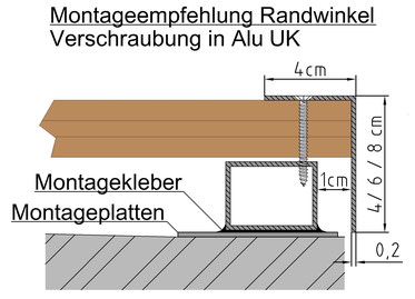 wpc bpc montageanleitung verlegeanleitung zu selbst. Black Bedroom Furniture Sets. Home Design Ideas
