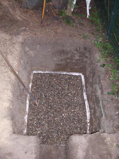 Unterschiedlich Regenwasser Sickergrube - Wissenswertes & selber bauen - Tipps und  UT65