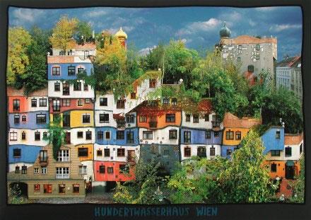 Fabulous Hundertwasser - Histoire des arts au collège de Mormant UN03