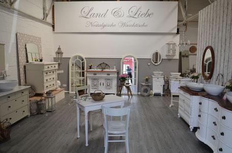 Hervorragend Impressum - Land & Liebe Badmöbel Landhaus BG56
