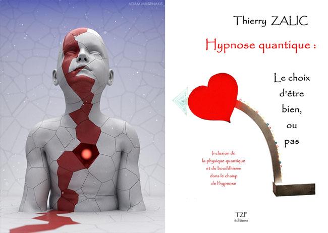 Souvent Hypnose quantique, livres - Hypnose quantique NR13