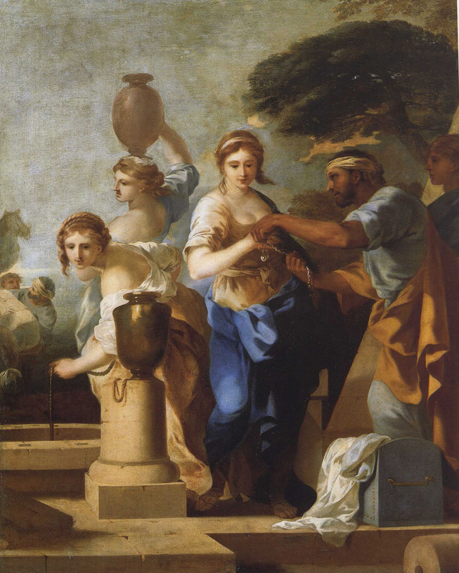Souvent Sébastien Bourdon, Peintre prodige du Grand Siècle et les Sabine  UI61