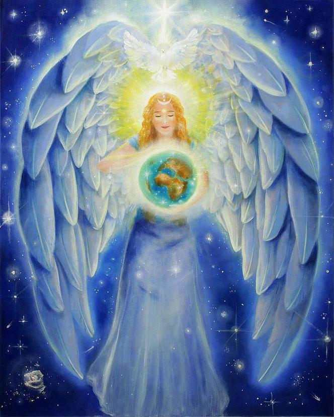 Ben noto IMMAGINI DEGLI ANGELI - L' Arcangelo Michele ti parla Medium  EC04