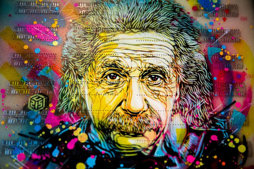 Assez C215 : le street art humaniste - Slave 2.0 UV67