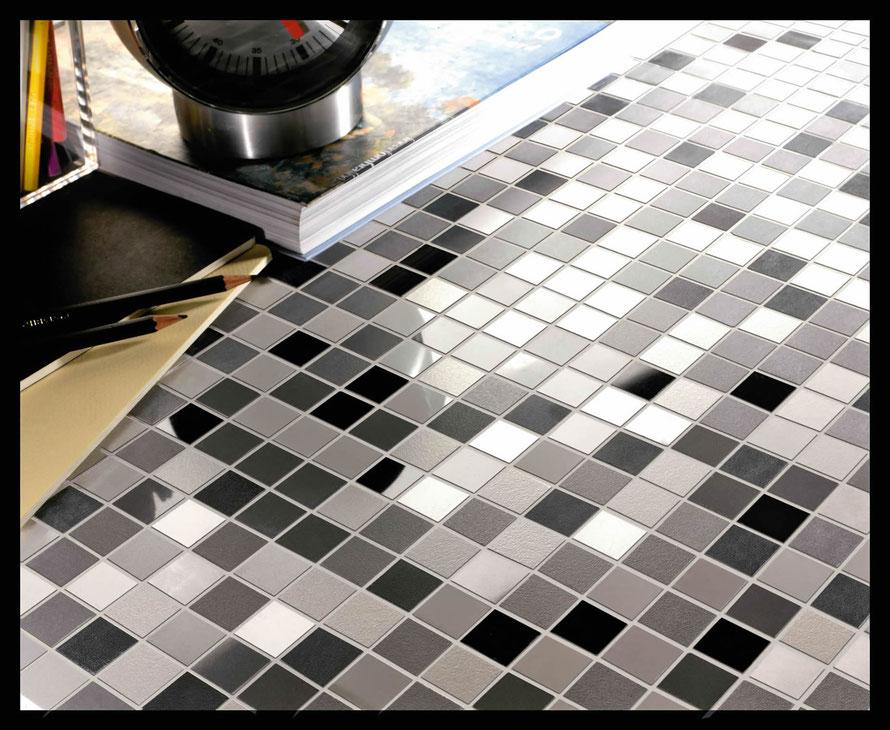 Conosciuto Mosaico - Casaeco pavimenti e rivestimenti in ceramica  AR67